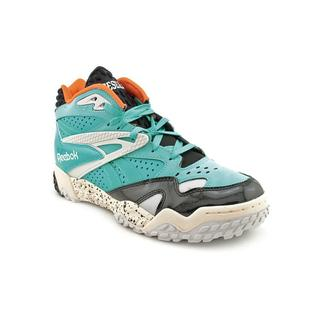 Reebok Men's 'Scrimmage Mid' Man-Made Athletic Shoe