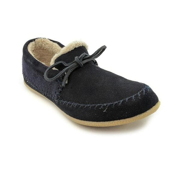 Daniel Green Women's 'Kortney' Regular Suede Casual Shoes - Narrow (Size 7 )