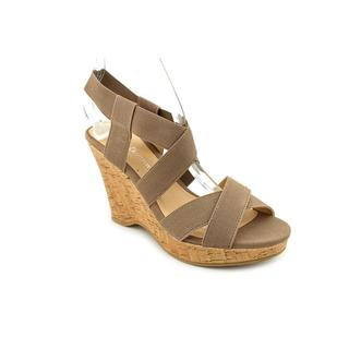 CL By Laundry Women's 'Iconic' Basic Textile Sandals