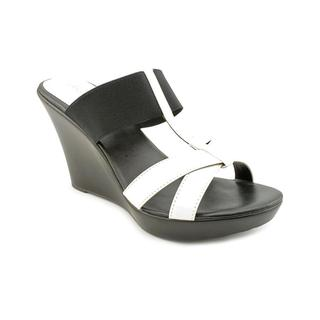 Charles By Charles David Women's 'Tetras' Patent Leather Sandals
