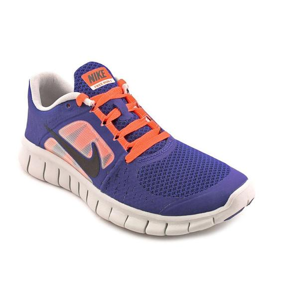 Nike Boy (Youth) 'Free Run 3 (GS)' Synthetic Athletic Shoe