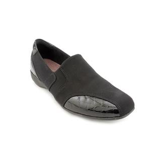 Clarks Artisan Women's 'Noreen Will' Leather Casual Shoes - Wide (Size 9 )