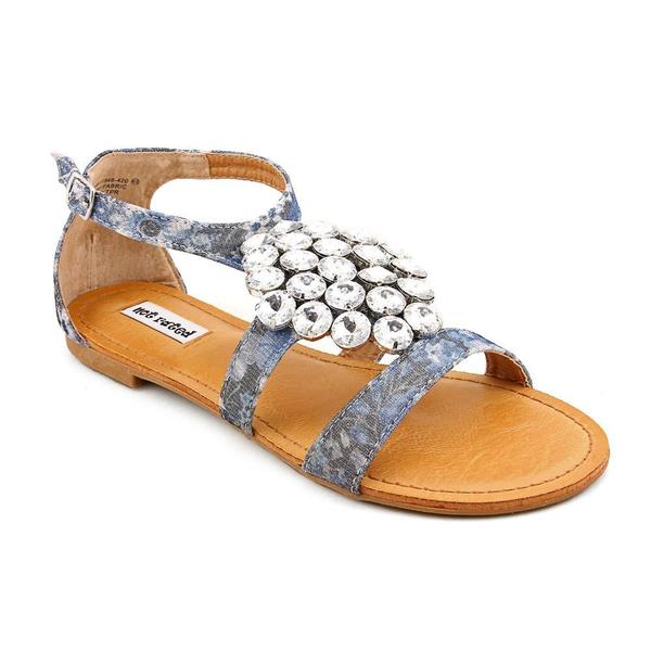 Not Rated Women's 'Reflection' Fabric Sandals