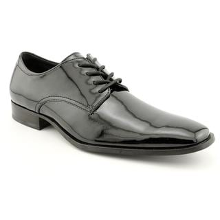 Calvin Klein Men's 'Gareth II' Leather Dress Shoes (Size 8 )