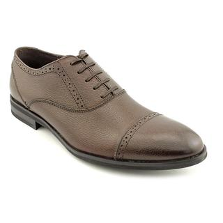 J.D.Fisk Men's 'Gally' Leather Dress Shoes