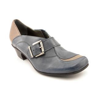Fidji Women's 'G554' Leather Dress Shoes