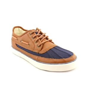Polo Ralph Lauren Men's 'Parkstone Low' Leather Casual Shoes