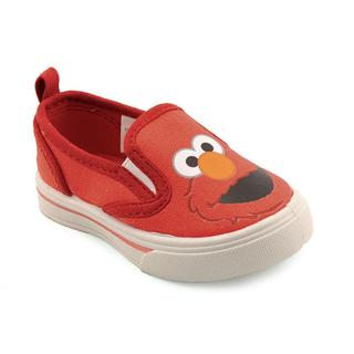 Sesame Street Boy (Toddler) 'Elmo Canvas Sneaker' Canvas Athletic Shoe