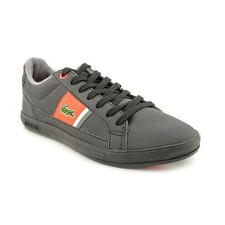 Lacoste Boy (Youth) 'Europa ' Canvas Casual Shoes
