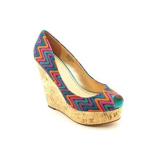 Diba Women's 'Car Laa' Fabric Sandals (Size 10 )