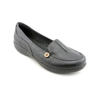 Turnshoeson | Clarks Ashland Rivers Casual Shoes in Tan Full Grain