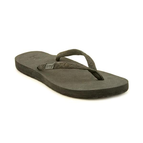 Reef Women's 'Ginger' Synthetic Sandals (Size 6 )