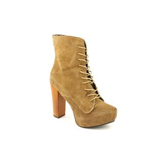 Betsey Johnson Women's 'Lillly' Leather Boots