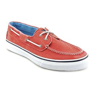 Sperry Top Sider Men's 'Bahama 2-Eye Salt-Washed' Canvas Casual Shoes