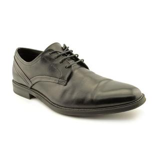 Calvin Klein Men's 'Gio Plain Toe' Leather Casual Shoes (Size 11.5 )