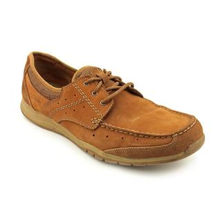 Clarks Men's 'Armada English' Leather Casual Shoes (Size 12 )