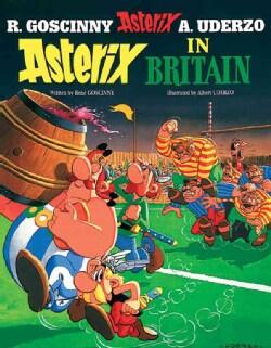 Asterix in Britain (Paperback)