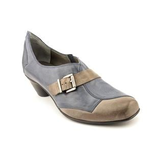 Fidji Women's 'G613' Leather Casual Shoes