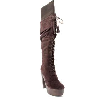 Madison Harding Women's 'Murray' Leather Boots
