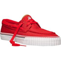 Men's PF Flyers Dionas Red Cordura