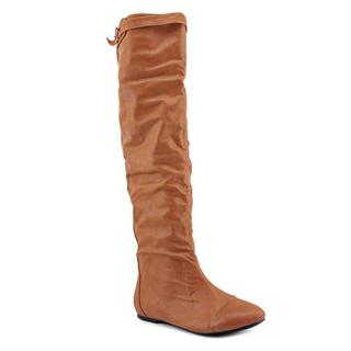 N.Y.L.A. Women's 'Hood' Leather Boots