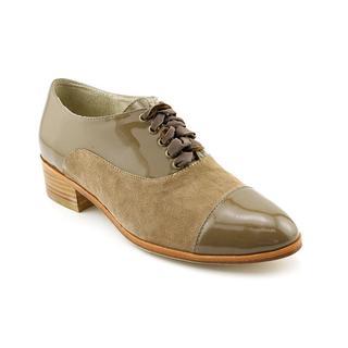 Plomo Women's 'Roberta' Regular Suede Dress Shoes (Size 7.5 )