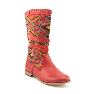 Wanted Women's 'Nava' Basic Textile Boots