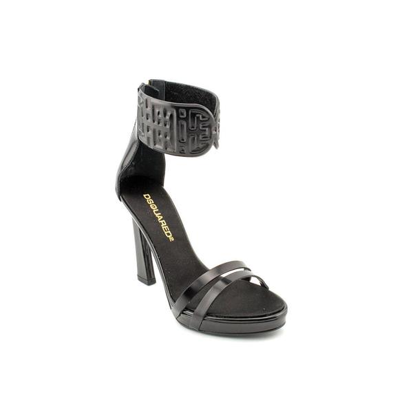 DSquared2 Women's 'Vitello ' Man-Made Sandals (Size 7.5 )