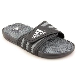 Adidas Boy (Youth) 'Adissage' Synthetic Sandals
