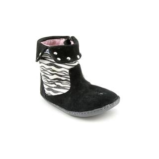 Robeez Girl (Infant) 'Ms Lil Rock Star' Fabric Boots