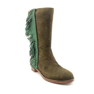Via Spiga Women's 'V-Charlotte' Leather Boots
