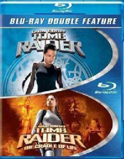 Laura Croft Tomb Rader/Laura Croft Cradle of Life (Blu-ray Disc)