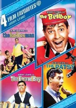4 Film Favorites: Jerry Lewis4 Film Favorites: Jerry Lewis (DVD)