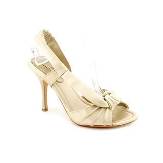 Maxstudio Women's 'Scent-2' Satin Dress Shoes
