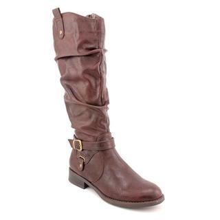 White Mountain Women's 'Latigo' Synthetic Boots