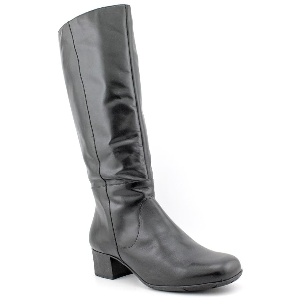 Elites by Walking Cradles Women's 'Mix' Leather Boots - Extra Wide