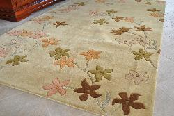 Blossom New Zealand Wool Rug (8' x 11')