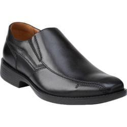 Men's Bostonian Wurster Free Slip On Black Leather