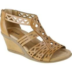 Women's Earth Petal Sand Full Grain Leather