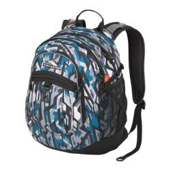 High Sierra Fat Boy Geo Native/Black Tablet Backpack
