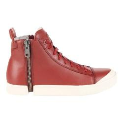Men's Diesel Zip-Round S-Nentish Barn Red