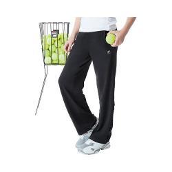 Girls' Fila Shirred Pant Black
