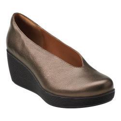 Women's Clarks Claribel Flare Bronze Leather