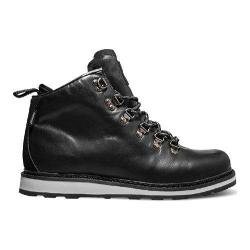 Men's DVS Yodeler Black Leather