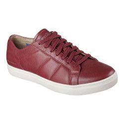 Men's Mark Nason Skechers Venice Sneaker Dark Red
