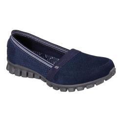 Women's Skechers EZ Flex 2 Tweetheart Slip-on Sneaker Navy