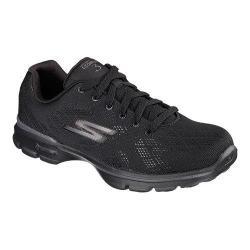Women's Skechers GOwalk 3 Pulse Sneaker Black