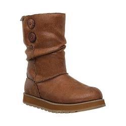 Women's Skechers Keepsakes Leatheresque Boot Chestnut