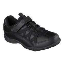 Girls' Skechers Relaxed Fit Breathe Easy Fab Phonics Sneaker Black