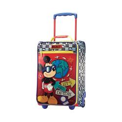 American Tourister by Samsonite Disney Mickey Mouse 18-inch Rolling Suitcase